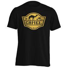 Logotipo de camello para Hombres Camiseta/Camiseta sin mangas v687m