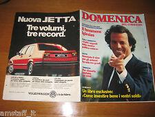 DdC 1985/6=JULIO IGLESIAS=MOSTA (J)=LA PISTOLA BERETTA=ROCCO BAROCCO=AGNELLI S.=