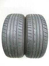 2x 3,7 - 5 mm Dunlop SP Sport Fast Response Sommerreifen 205/55 R16 91V Reifen