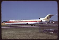 Orig 35mm airline slide Continental Airlines 727-200 N32718 [0092]