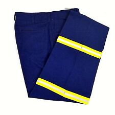 a7791dde44e7 Navy Blue Reflective Hi Visibility Work Uniform Pants From G K Services New