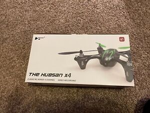 The Hubsan X4 2.4 GHZ RC Series 4 Channel