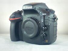 Nikon D810 Full Frame Professional Digital SLR Camera Body Only - JS 002