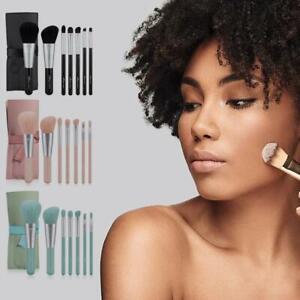 7Pcs Kabuki Make up Brush Set Buffer Powder Contour Eyeshadow Makeup Brushes