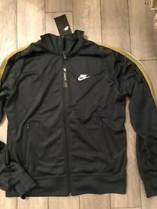 Men's Nike N98 Track Jacket Green/Mustard BRAND NEW AR2244-364