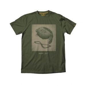 Navitas Stannart Shadow Tee T-Shirt *All Sizes* NEW Carp Fishing Clothing
