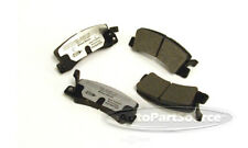 Disc Brake Pad Set-Semi-Metallic Pads Rear Tru Star PPM325