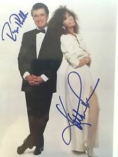 Regis Philbin & Kathie Lee Gifford In Person Autograph Photo