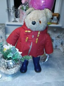 Vintage Gabrielle Paddington Bear 1990