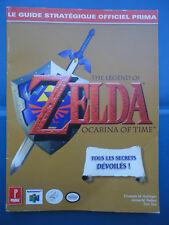 Guide français Zelda Ocarina of Time.