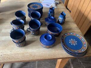 winterling schwarzenbach bavaria Tea Set