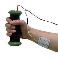 Hand Rolle Elektrode TENS Silikon+4 Haftelektroden passend zu Sanitas SEM 40-44