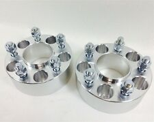 2 Pcs Wheel Spacers 5X114.3 To 5X114.3   64.1 CB   12X1.5   50MM For Civic CR-V