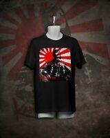 Retro Kamikaze Tshirt - Unisex Cotton T-Shirt