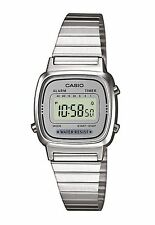 Casio Quartz (Battery) Silver Strap Wristwatches