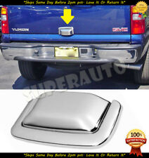 For 2000-06 Chevrolet+GMC+Tahoe+Suburban+Yukon Chrome Tailgate Liftgate Cover