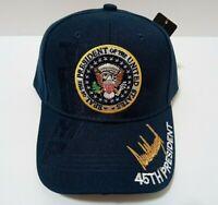 MAGA Donald Trump Seal Make America Great Again Keep America Great Navy Blue Hat