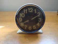 Vintage Westclox Hand Winding Alarm Clock - for parts or repair