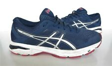 Ladies ASICS GT 1000 Running Trainers Blue Size UK 7.5