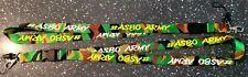 #asboarmy asbo army lanyard