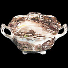 JOHNSON BROTHERS OLDE ENGLISH COUNTRYSIDE Covered Sugar Tureen NEW NEVER USED