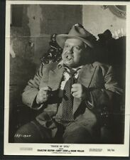 1958 Touch Of Evil Orson Welles as bloated Police Chief Hank Quinlan!