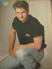 Jason Priestley, Beverly Hills 90210, Full Page Vintage Pinup