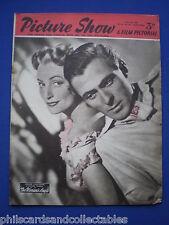 Picture Show magazine - June 14th 1952 - Edward Underdown & Claude Farell