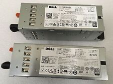 2 X DELL Poweredge R710 REDUNDANT  PSU  YFG1C NPS- 885AB A  N870P-S0 870W