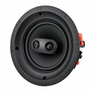 """JBL 6.5"""" 140 Watts Dual Input 4 Ohms Stereo In-Ceiling Speaker Dual Tweeters"""