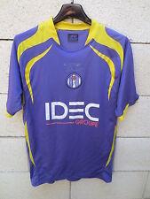 Maillot TOULOUSE TéFéCé Airness football shirt away collection S