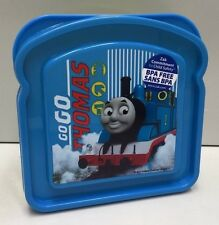 THOMAS THE TANK KIDS SANDWICH LUNCH CONTAINER ZAK DESIGNS