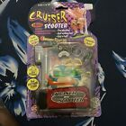 Cruiser Mini Scooter Toy Keychain Vintage 2000 New NIP Fingerboard RARE Build