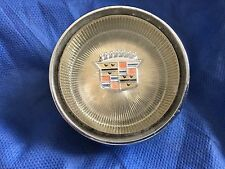 1964 CADILLAC STEERING WHEEL HORN BUTTON CAP  VINTAGE 64 CADDY