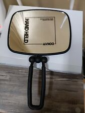 Conair Soft Touch Hand-Held Rectangular Mirror, Large Viewing Surface New