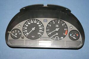 BMW 62.11-8372354 Tacho Kombiinstrument E39 Benzin VDO 110.008.735/021