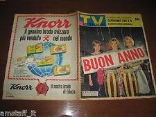 TV SORRISI E CANZONI=1962/52=BRIGITTE BARDOT=CLAUDIA CARDINALE=ADRIANO CELENTANO