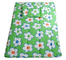 Cubierta Niño Manta de bebé Baby Set Daisy florcitas ropa cama + cojín 100x135cm