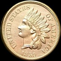 1859 - Indian Head Cent
