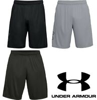 Under Armour Mens Tech Graphic Shorts Training Running Shorts UA 1306443