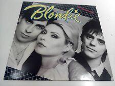 Blondie Eat To The Beat Near Mint Vinyl Record LP CDL 1225 & Insert