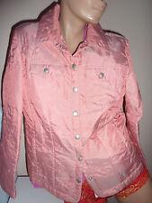 Damen Jacke Gr. 40 42 M L rosa Blazer TCM Tchibo wie NEU Blusenblazer Steppjacke