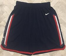 Vintage Authentic NIKE Arizona WildCats Basketball Jersey Shorts NCAA Sz XL