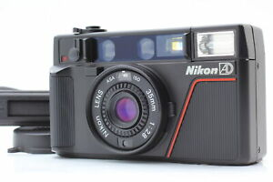 [TOP MINT] NIKON L35 AD ISO 400 Point & Shoot 35mm F/2.8 From JAPAN