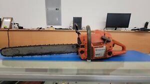 Husqvarna 262xp Air Injection Chainsaw Oregon SHM 240XXXD025 3/8 24in Bar Sweden