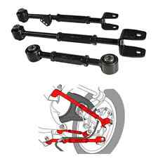 SPC Rear Adjustable 3 Arm Kit for Honda Accord 08+ 67540