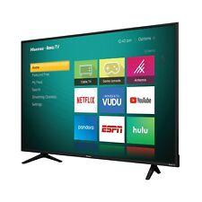 "ROKU 65"" 4K LED Android TV Smart TV Hulu Netflix YouTube Free Shipping! H8G"