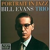 Portrait In Jazz, Bill Evans Trio CD | 5050457136628 | New