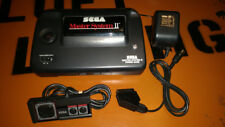 ## SEGA Master System 2 RGB Konsole mit 50/60Hz Switch + orig. Pad + Alex Kidd #