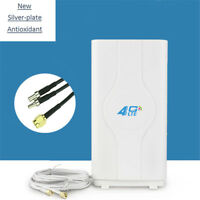 4G LTE Wifi Antenna Signal Booster MIMO TS9/CRC9/SMA Connector External 88dBi